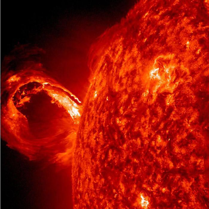 Güneş kütlesi