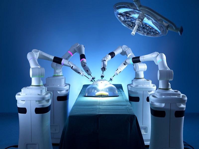da Vinc Robotiik Cerahi sistemi nedir ve çalışma prensibi