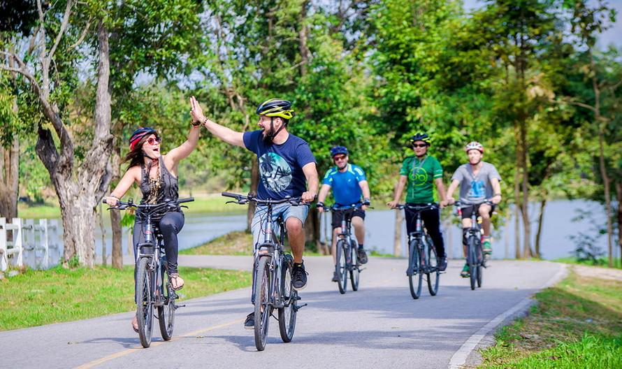 bisiklet ülkesi hollanda