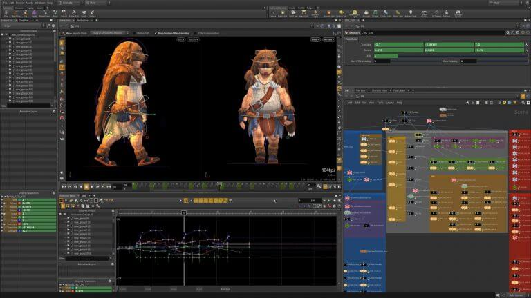 Sinema  Görsel Efektleri Uygulanırken Hangi Grafik Yazılım Programları Kullanılıyor?