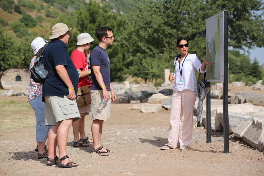 turizm rehberliği
