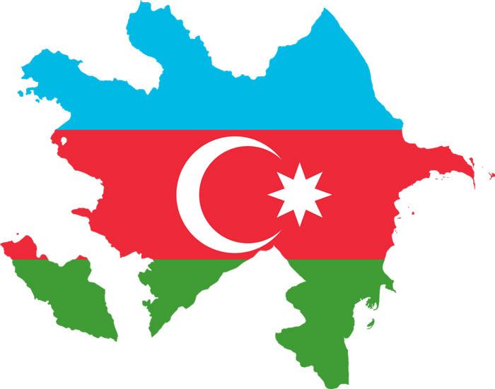 Azerbaycan devlet sınırları