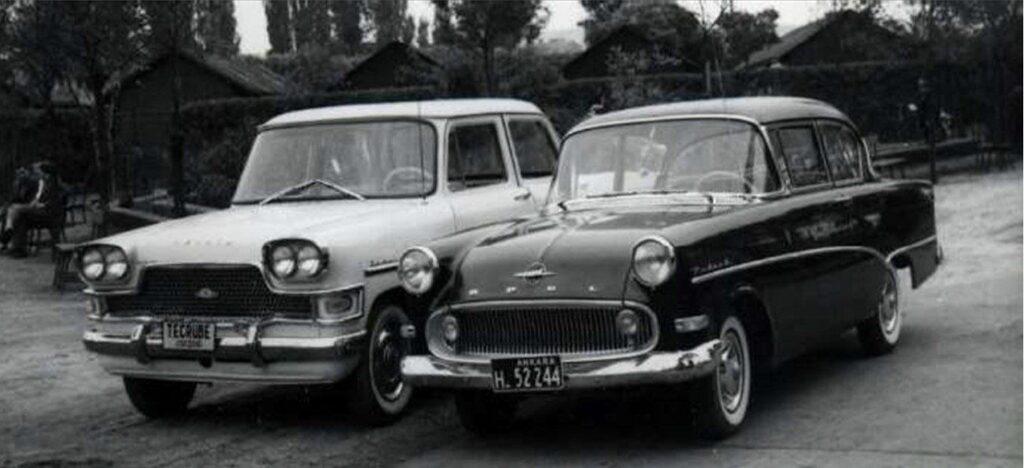 Türkiyenin ilk yerli arabaları