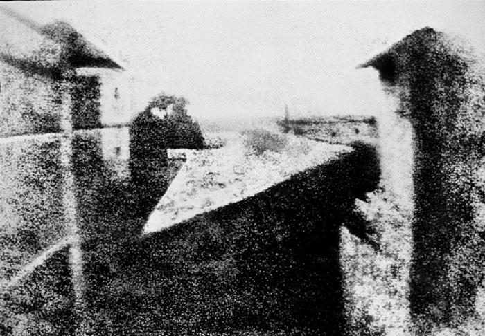 Dünyadaki ilk foto