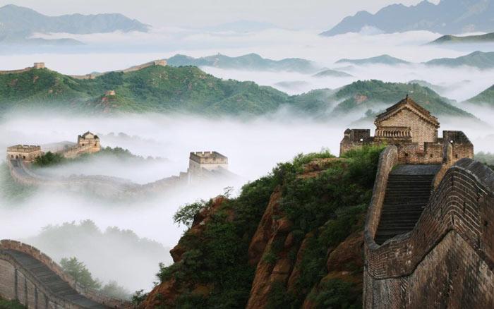 Dünyanın yedi harikası: Çin Seddi