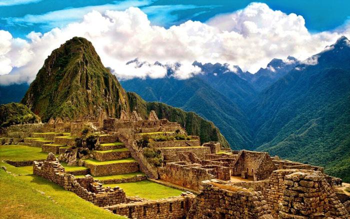 Dünyanın yeni 7 harikası: <Machu Picchu Antik Kenti