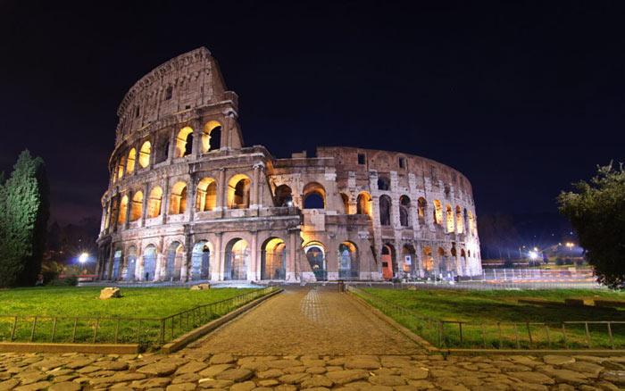 Kolezyum, Roma, İtalya:Antik Zamanların Spor Arenası