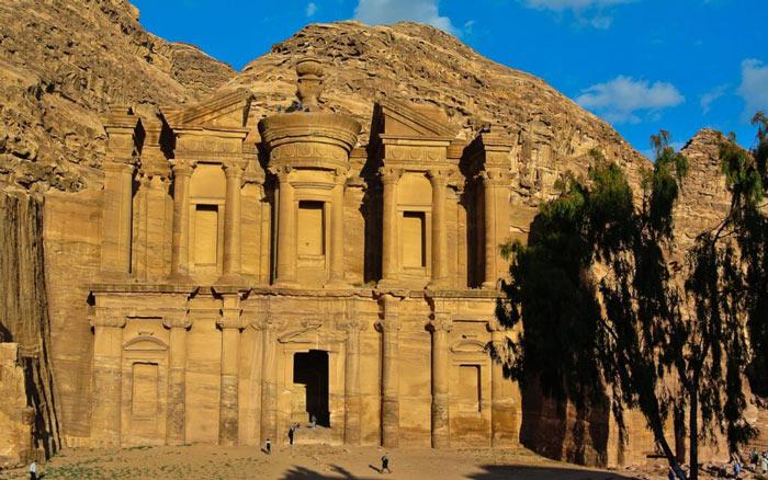 Dünyanın yeni 7 harikası: Petra Antik Kenti, Ürdün