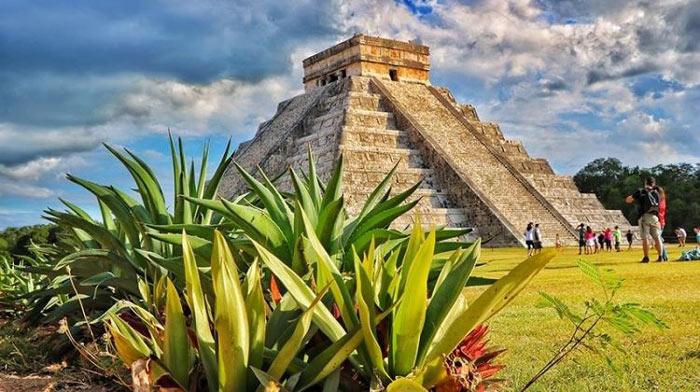 Chichen Itza, Yucatán, Meksika:Maya Uygarlığının Başkenti