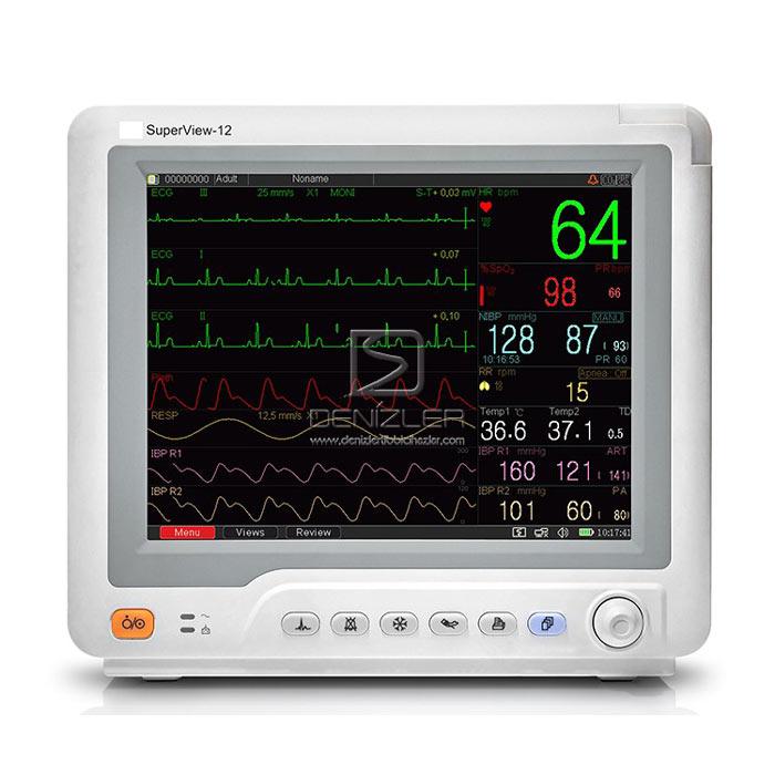Tıbbi cihazlar: Hastabaşı Monitör