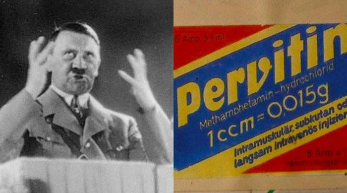 Hitlerin Nazilerden Süper Savaşçılar Yaratan İlaç: Pervitin