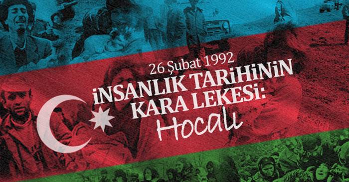 hocalı katliamı azerbaycan