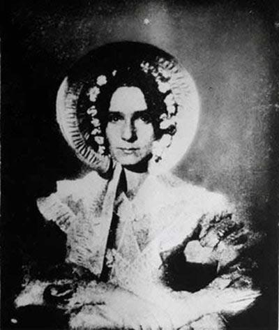 İlk Kadın Portre Fotoğrafı