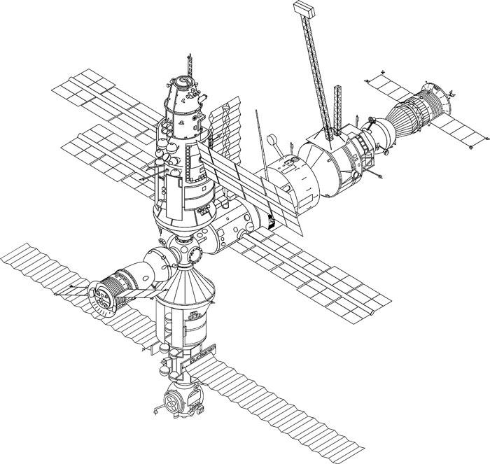 Uluslararası Uzay İstasyonu Hangi Parçalardan Oluşur?