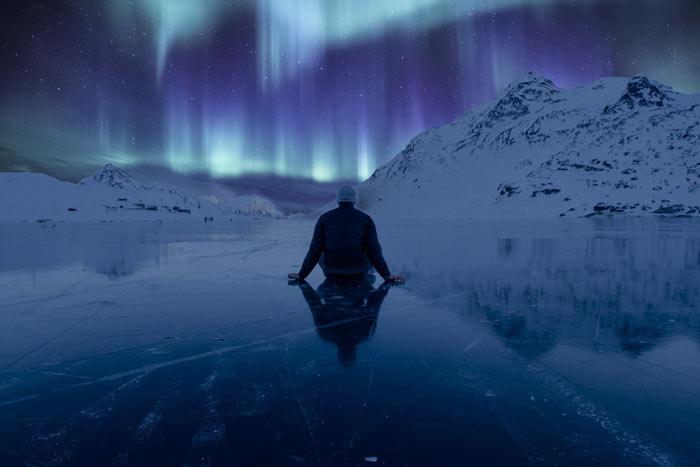 aura ışıkları nedir?