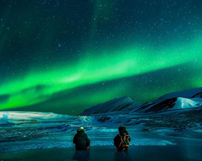 Kuzey ışıkları nerede olur? Kuzey Işıklarının görüldüğü yerler.