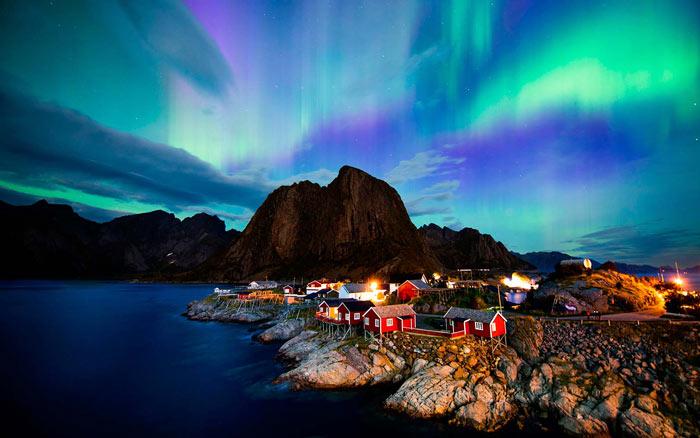 Kuzey Kutup ışıkları ne zaman görülür?