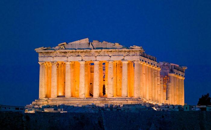 Partenon Tapınağı