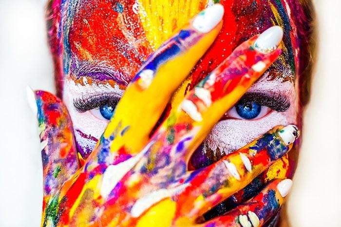 renkler ve insan psikoloji üzerinde etkisi