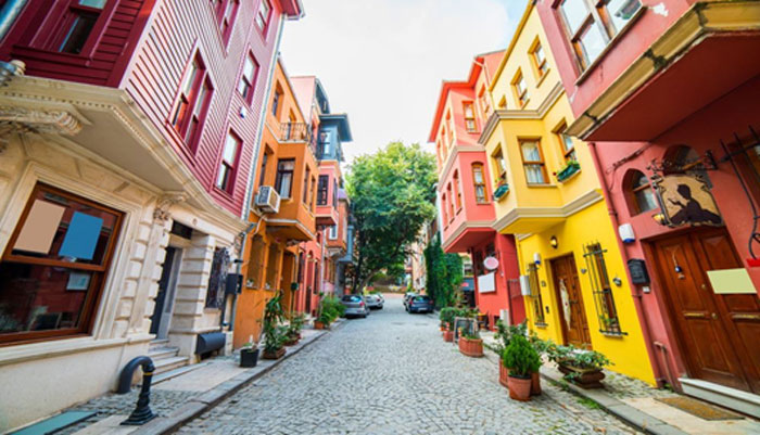 renkli mahalle, mahalle kültürü