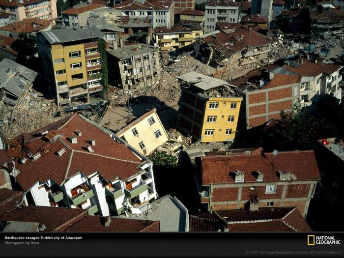 Sağlam yapıların depremde önemi
