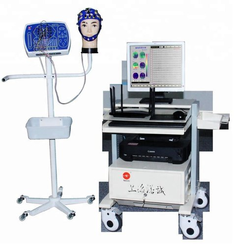 EEG çekimi