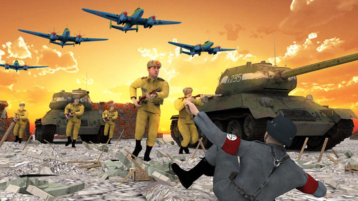 almanya ikinci dünya savaşı