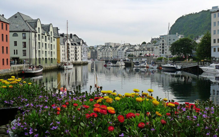 Dünyanın en mutlu ülkesi Norveç