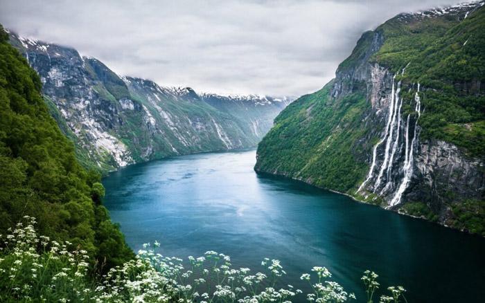 Fiyortlar Norveç