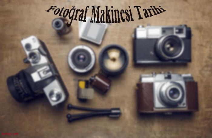 Fotoğraf makinesinin Tarihi