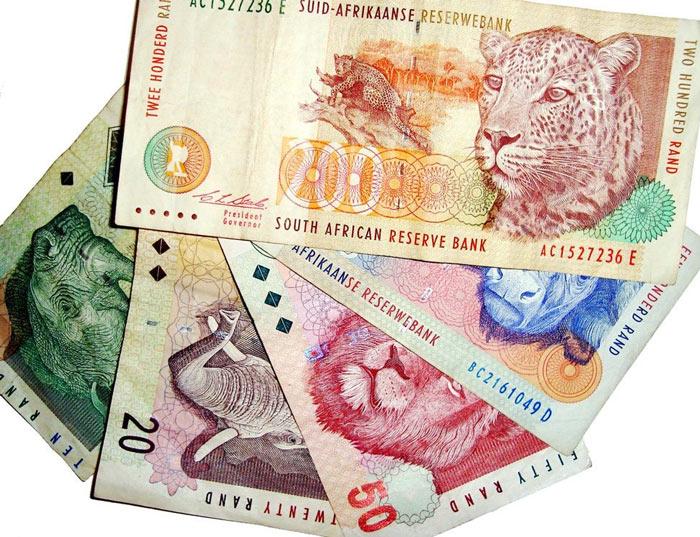 Rand, Güney Afrika Cumhuriyeti para birimi