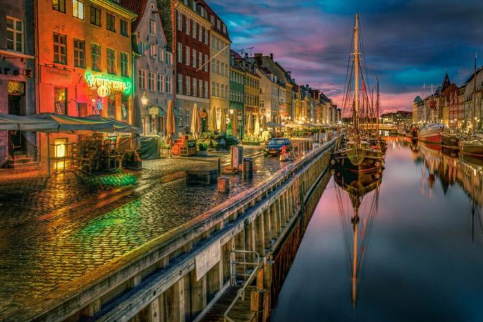 İskandinav ülkesi danimarka hakkında bilgi