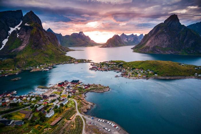 İskandinav ülkesi Norveç hakkında bilgi