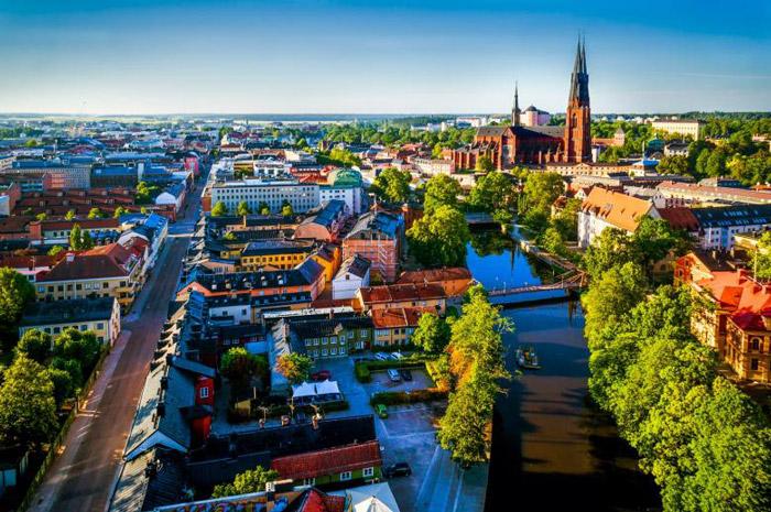 İskandinav ülkesi isveç nasıl ülke