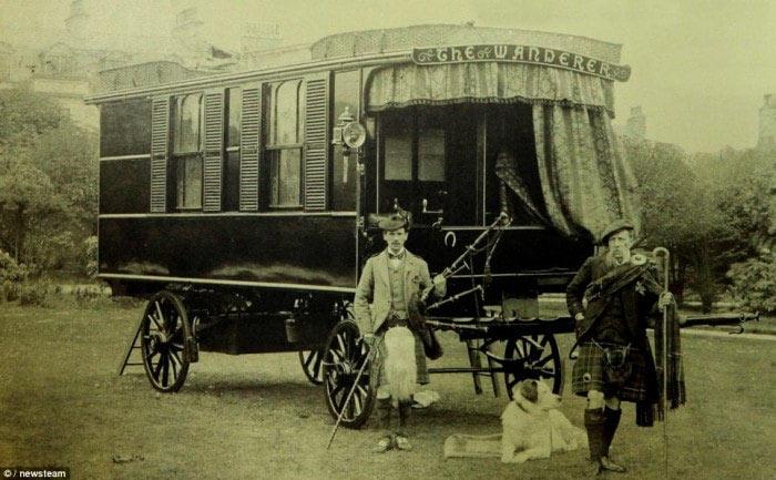 karavan tarihi