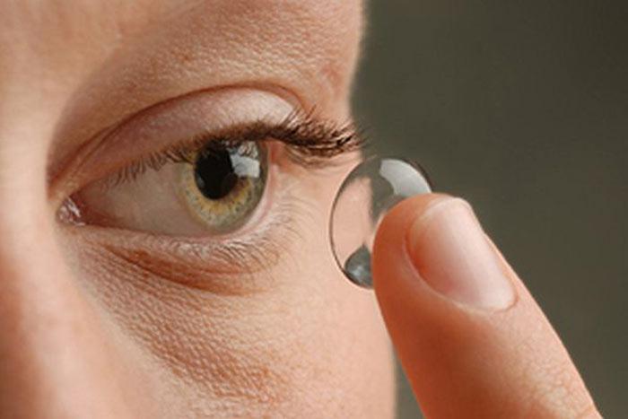 biyomalzemeler lens