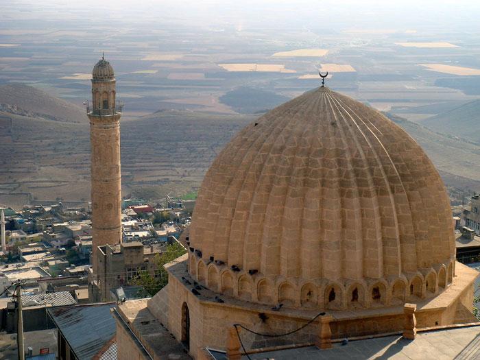 Mardin ulu camii hakkında bilgi