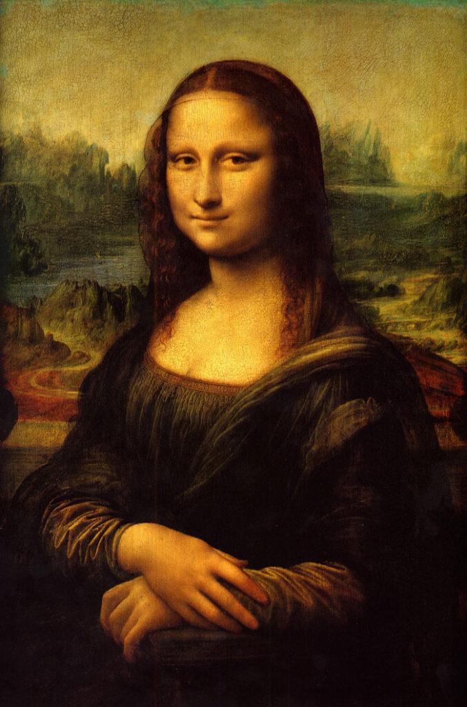 Dünyanın en ünlü tablo ve resmi Mona Lisa- Leonardo Da Vinci