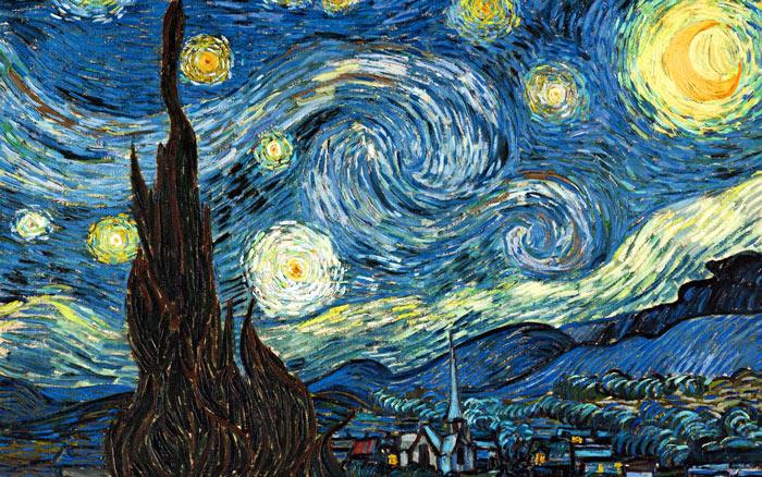 En ünlü ressamların resimleri ve 8 ünlü tablo