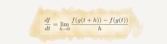 Kalkülüs denklemi ve kullanım alanları