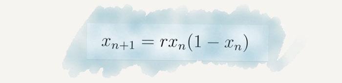 Kaos teorisi ve en önemli denklemler