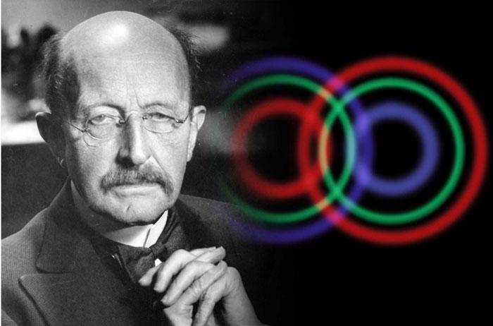 Max Planck  kuantum denklemi, Planck sabiti