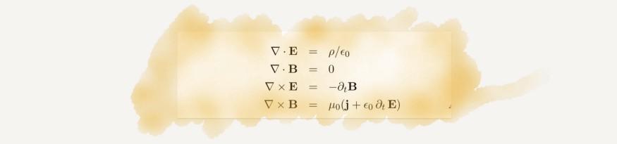 Maxwell denklemleri ve kuantum