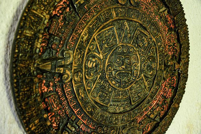 Maya uygarlığı kalıntıları