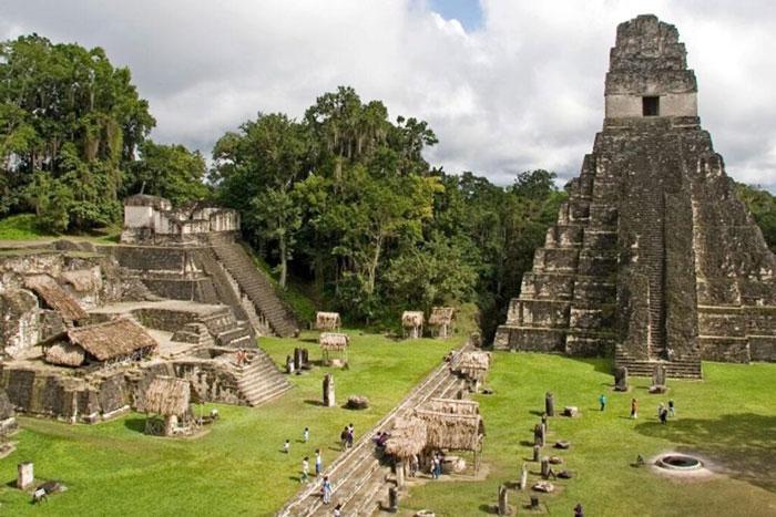 Mayalarda inşaat