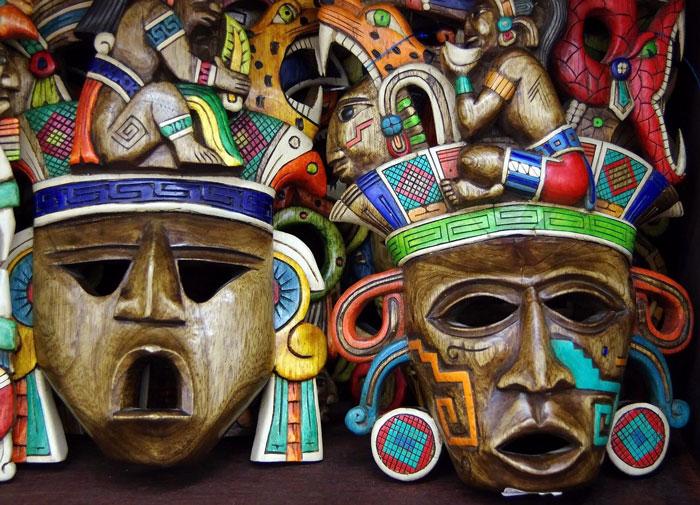 Mayalar ve İnka uygarlığı hakkında bilgi