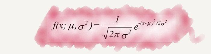 Normal Dağılım denklem ve kullanım alanlları