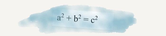 Pisagor denklemi ve önemi