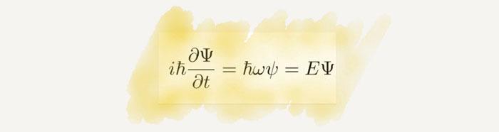 Schrödinger Dalga Fonksiyonu Denklemi