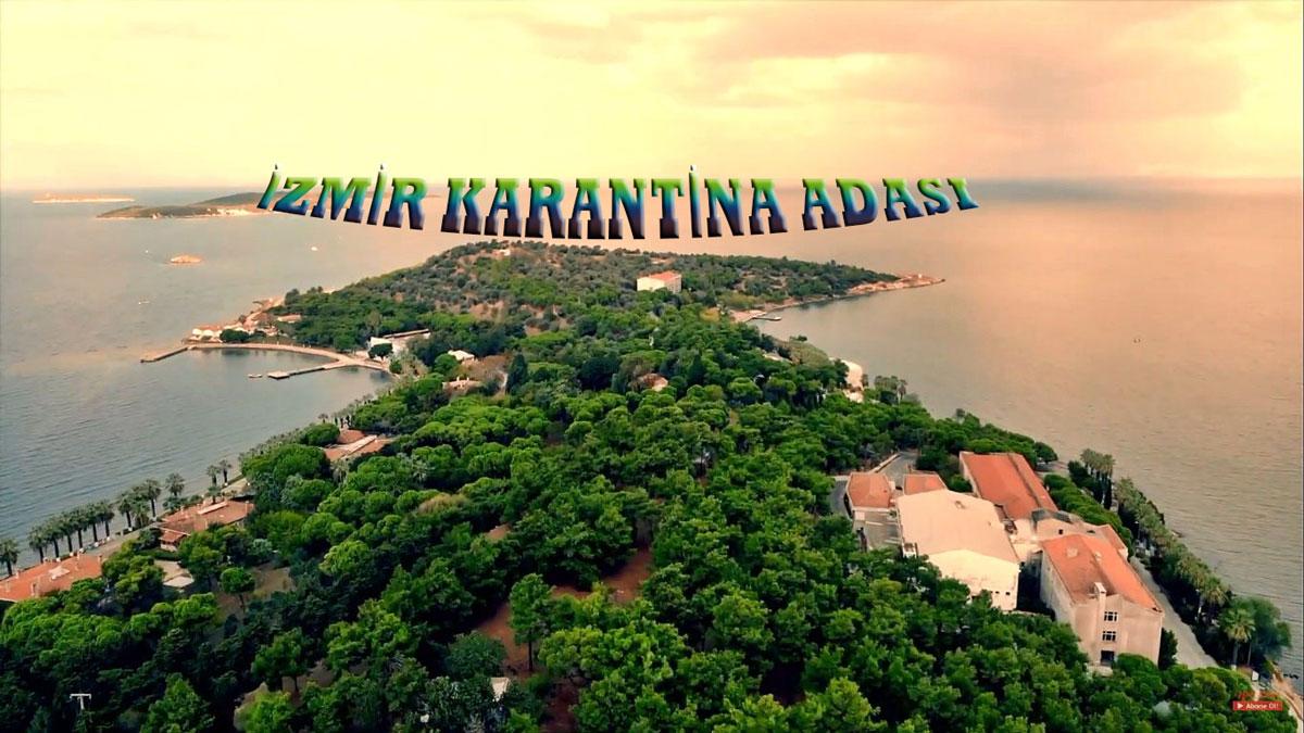Karantina Adası İzmir